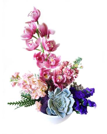 Delighted To Meet You Flower Arrangement