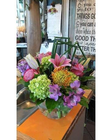 Congratulations! Flower Arrangement
