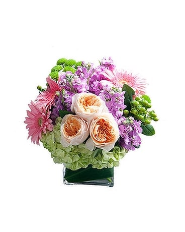 Spring Party Flower Arrangement