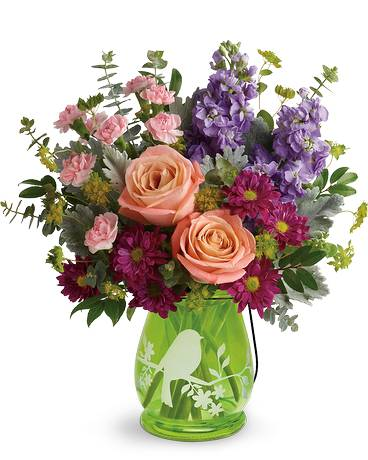 Teleflora's Soaring Spring Bouquet Flower Arrangement