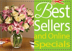 Best Sellers Flowers Arrangement