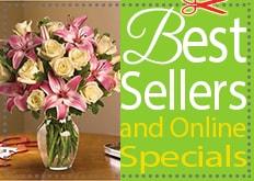 Best Sellers Flowers Arrangement