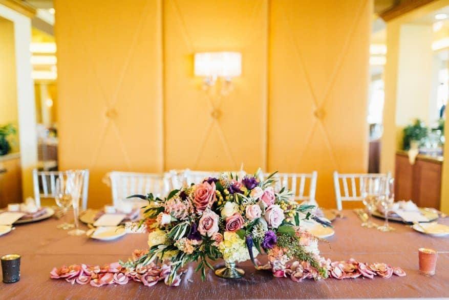 Lavender Love Wedding
