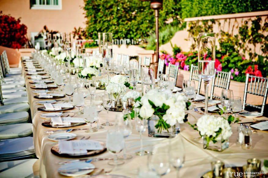 La Valencia Wedding