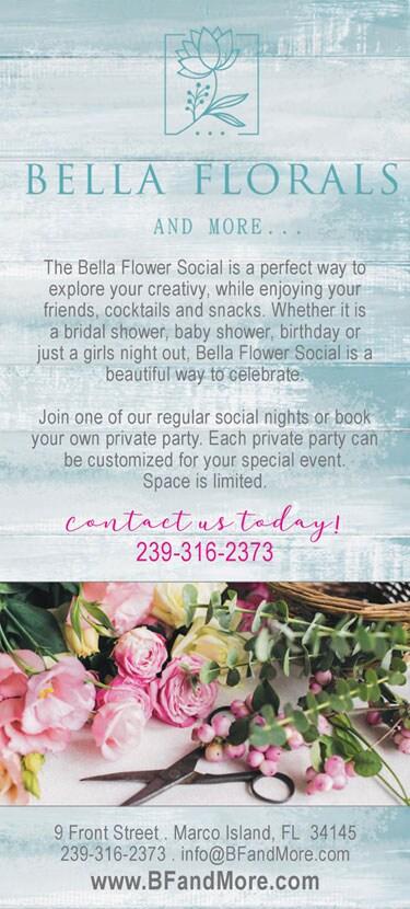 Bella Floral Social