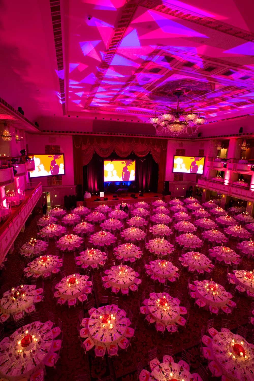 BCRF Hot Pink Party