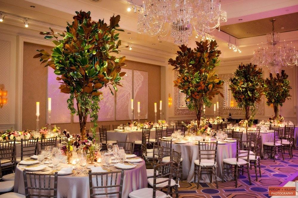 Autumnal Glamour Wedding