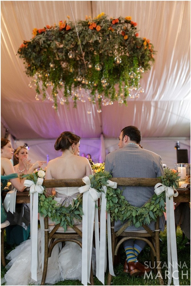 Enchanted Garden Wedding