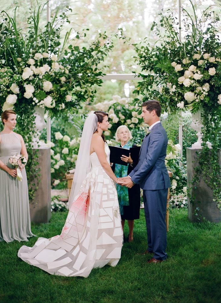 Green&Lush Cape Cod Wedding