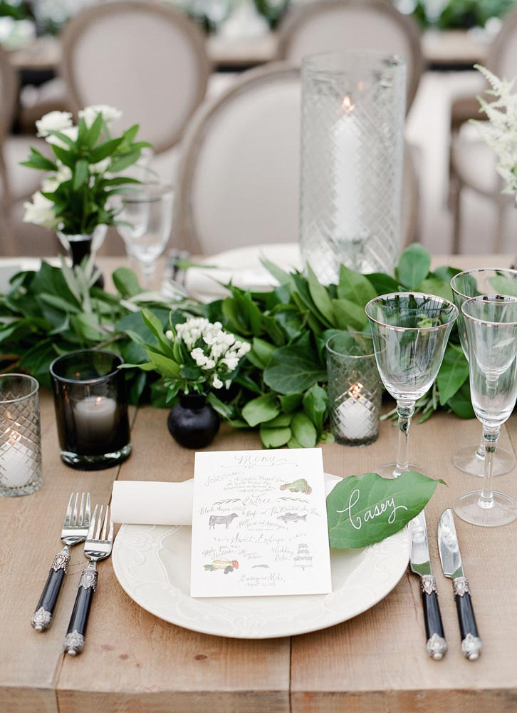 Green&Lush Cape Cod Wedding