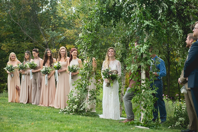 Woodland-Wedding