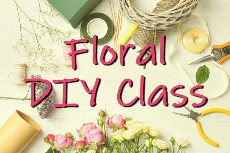 Floral DIY Class