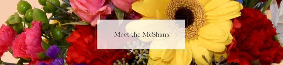 McShan Meet the McShans Banner