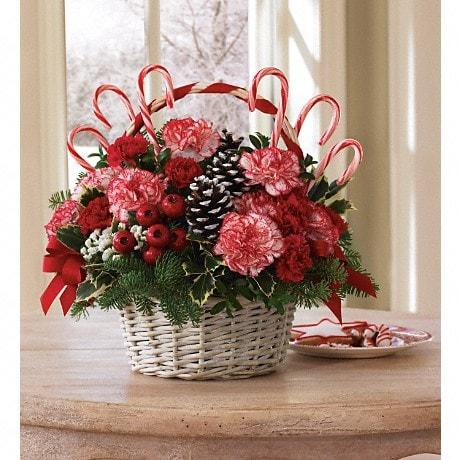 candy cane christmas bouquet candy cane christmas bouquet - Christmas Candy Bouquet