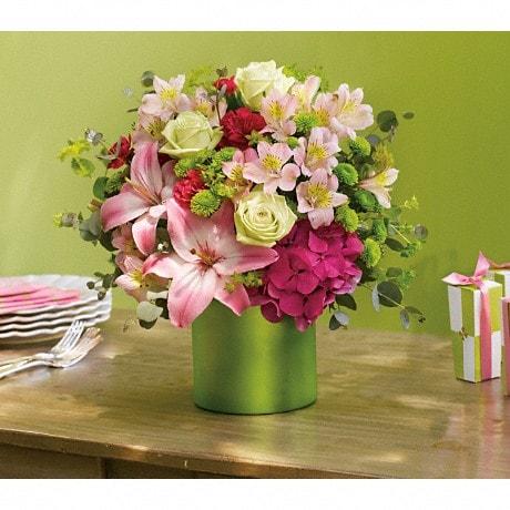 ... Fancy Flowers by Teleflora Flower Arrangement