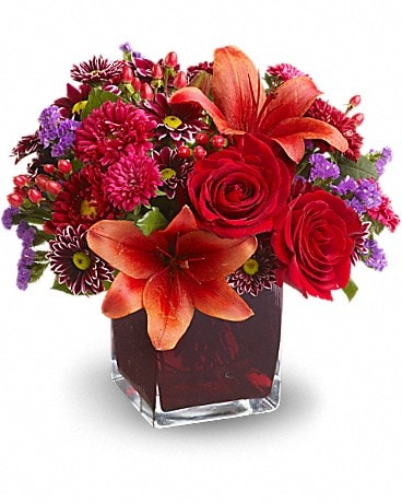 Teleflora's Autumn Grace Bouquet