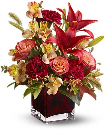 Teleflora's Indian Summer Bouquet