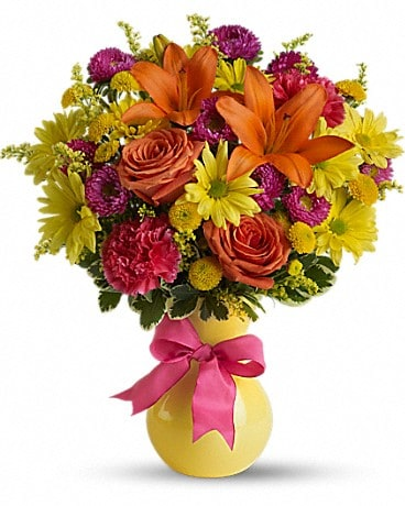Teleflora's Hooray-diant! Bouquet
