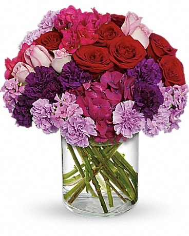 Roman Holiday (T10-1A) Bouquet