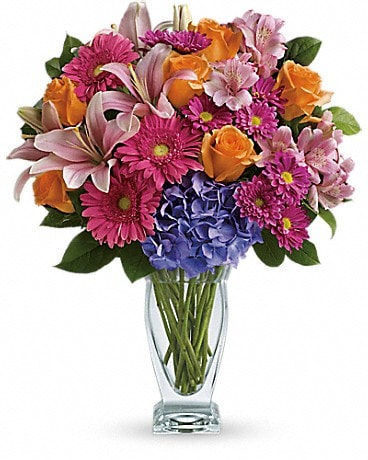 Wondrous Wishes Bouquet