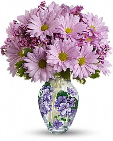 Very Violet Bouquet Bouquet