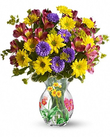 Teleflora's Thank You Bouquet Bouquet