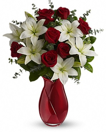 Teleflora's Look of Love Bouquet Bouquet