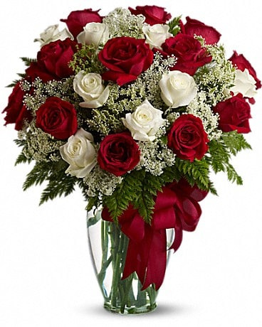 Payne's Love's Divine Bouquet - Long Stemmed Roses Bouquet