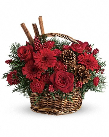 Berries And Spice   T120-1A Bouquet