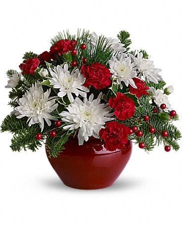 Christmas Treasure Bouquet