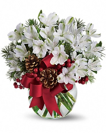 Let It Snow   T128-1A Bouquet