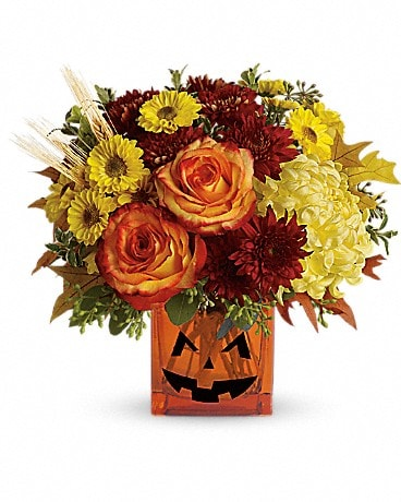 Halloween Glow Bouquet