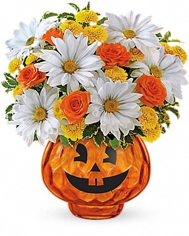 Happy Halloween by Teleflora Bouquet