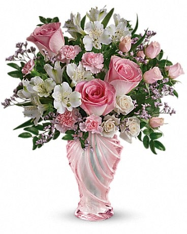 Teleflora's Love Mom Bouquet