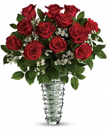 Teleflora's Beautiful Bouquet - Long Stemmed Roses Bouquet