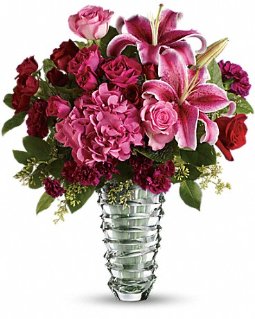 Swept Away - Long Stemmed Roses Bouquet