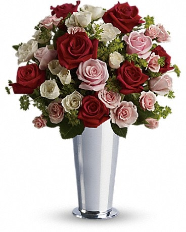 Love Letter Roses Bouquet