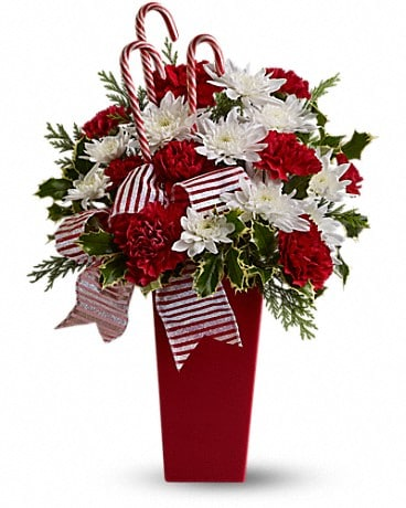 Peppermint Posies Bouquet