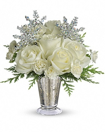 Teleflora's Winter Glow Bouquet
