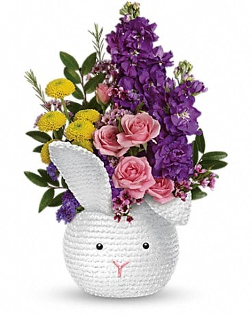 Hoppy Easter Bouquet by Teleflora Flower Arrangement