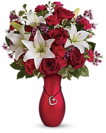 Heartstrings Bouquet by Teleflora Bouquet