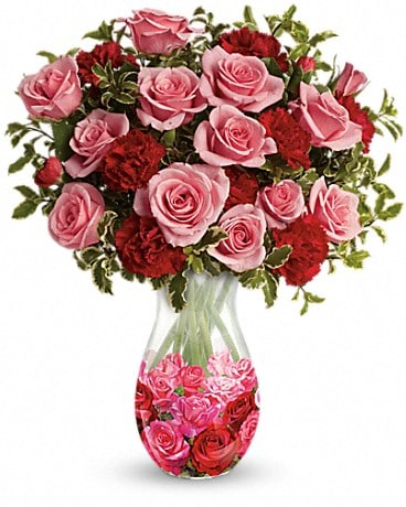 I'm Yours Bouquet by Teleflora Flower Arrangement