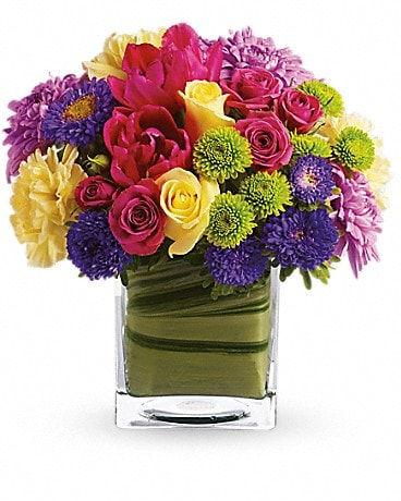 Spring Flower Delivery - Teleflora's One Fine Day Bouquet