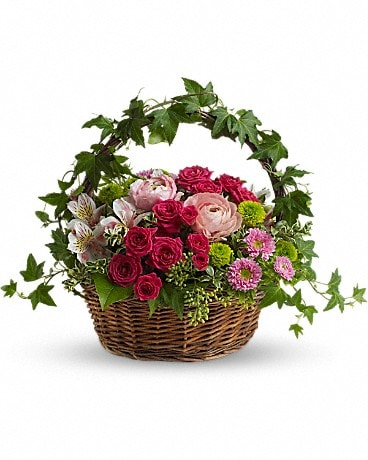 Fairest of All / T147-3A Basket Arrangement