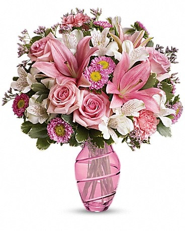 That Winning Smile Bouquet By Teleflora