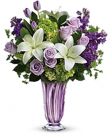 Teleflora's Royal Treasure Bouquet Bouquet