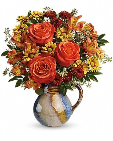 Teleflora's Blaze Of Beauty Bouquet Bouquet
