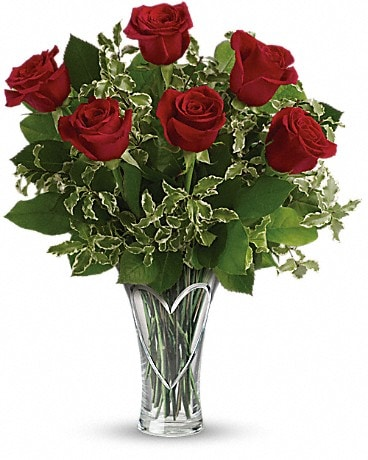 You Have My Heart Bouquet by Teleflora Bouquet