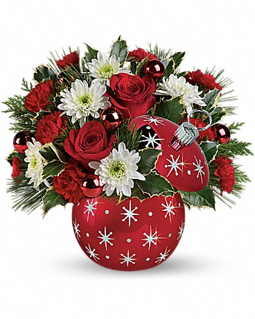 Celebrations by Radko® Starry Ornament Bouquet Bouquet