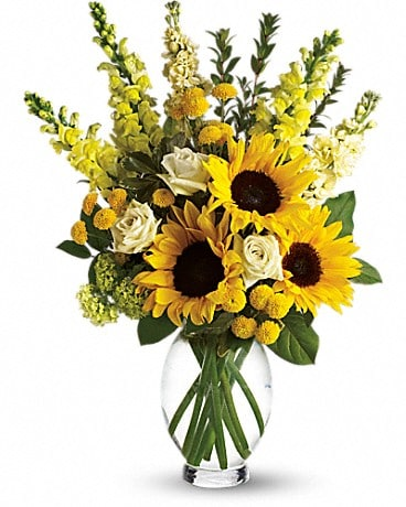 Here Comes The Sun by Teleflora Bouquet